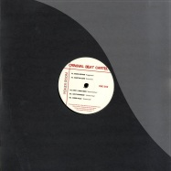 Front View : Manu Kenton / Marty Hare / Stoy & Miss T - POKER ROOM - Criminal Beat Cartel  / cbc002