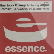 Front View : Harrison Crump - SEARCHIN - FELIX DA HOUSECAT REMIX - Essence Records / esr007