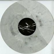 Front View : Dapayk Solo - WHITE (SASCHA BRAEMER RMX) (GREY MARBLED VINYL) - DPK / dpk6