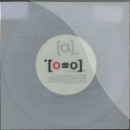 Front View : Kwes. - ROLLERBLADES (CLEAR 7 INCH) - Warp Records / 7wap343