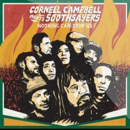 Front View : Cornell Campbell meets Soothsayers - NOTHING CAN STOP US NOW (2X12 INCH LP + CD) - Strut Records / STRUT103LP