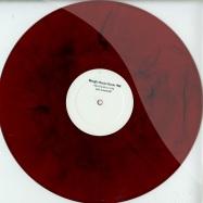 Front View : Alex Danilov/ HVL - SPLIT SCREEN EP (RED MARBLED VINYL) - Rough House Rosie / Rhros003