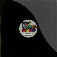 Front View : Drop Out Orchestra / J Kriv And The Disco Machine - ORIGINAL AND UNRELEASED - File Under Disco / fud09