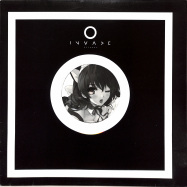 Front View : Danilo Schneider - OBSESSION EP (EINZELKIND REMIX) - Invade Records / INV004