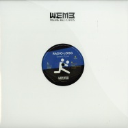 Front View : Radio-logg - SPORTS/TOOLS (LP) - WeMe Records / WeMe313.17