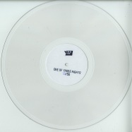 Front View : Snuffo - ONE OF THOSE NIGHT (CLEAR VINYL) - i m in love... / illltd004