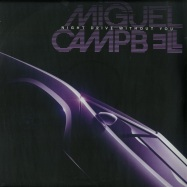 Front View : Miguel Campbell - NIGHT DRIVE WITHOUT YOU (2x12INCH LP) - Outcross Records / OCD0048