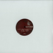 Front View : Zavor - FREAKS INC. EP - Uzvar / UZR002