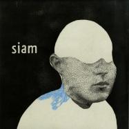 Front View : Siam / Red Axes - TEL AVIV DOWNTOWN - Garzen Records / Garzen 002