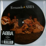 Front View : Abba - FERNANDO / HEY HEY HELEN (7 INCH PIC VINYL) - Polar Music / 4795077