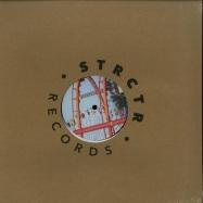 Front View : Matthieu Faubourg, Dub Striker, Harrison BDP and ManooZ - FAIR EP - STRCTR / STRCTR001
