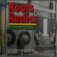 Front View : Roots Radics - DUBBING AT CHANNEL 1 (CD) - Jamaican Recordings / JRCD065