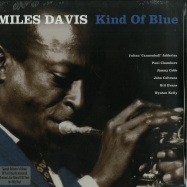 Front View : Miles Davis - KIND OF BLUE (180G LP) - Not Now Music / notlp120