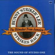 Front View : Bunny Striker Lee - THE SOUND OF STUDIO ONE (LP) - Kingston Sounds / KSLP068