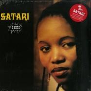 Front View : Satari / Nicky featuring Satari - SMILE / NOBODY TO LOVE - LA CASA TROPICAL / LCT 001