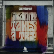 Front View : Tagtraeumer 2 - GRANNY TAKES A TRIP - Black Fox Music / BFM027