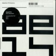 Front View : Autechre - NTS SESSIONS (LTD. 8CD BOXSET) - Warp Records / WARPCD364