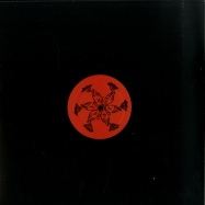 Front View : Reade Truth - VIOLENT ROSE EP - BLKMARKET MUSIC / BLKMUSIC_003