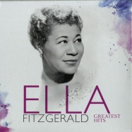 Front View : Ella Fitzgerald - GREATEST HITS (LP) - Zyx Music / BHM 1102-1