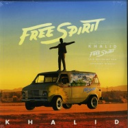 Front View : Khalid - FREE SPIRIT (2LP + MP3) - RCA Int. / 19075919371