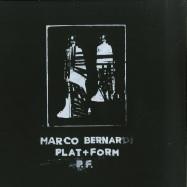 Front View : Marco Bernadi - PLAT + FORM P.F. - brokntoys / BT33
