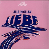 Front View : Das Moped - ALLE WOLLEN LIEBE (10 INCH EP) - Epic / 19075943501