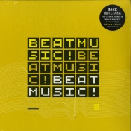 Front View : Mark Guiliana - BEAT MUSIC! BEAT MUSIC! BEAT MUSIC! (180G LP + POSTER) - Motema / 39146691