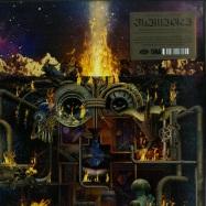 Front View : Flying Lotus - FLAMAGRA (LTD DELUXE 2LP, POP-UP SLEEVE + MP3) - Warp Records / WARPLP291X
