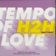 Front View : H2H (Chez Damier, Ben Vedren and Paul Cut) - TEMPO OF LOVE / BEGGIN BREAD - The Gathering / G003T
