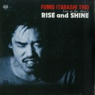 Front View : Fumio Itabashi Trio - RISE AND SHINE - LIVE AT THE AKETAS - Studio Mule / Studio Mule 20