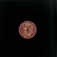 Front View : Santiago Salazar - THE NIGHT OWL VINYL SAMPLER - Love What You Feel / LWYF-LP-002
