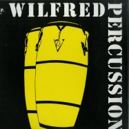 Front View : Wilfred Percussion - Wilfred Percussion (LP) - Libreville / LVLP-1803