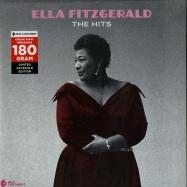 Front View : Ella Fitzgerald - THE HITS (180G LP) - New Continent / 1019081EL2