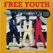 Front View : Free Youth - WE CAN MOVE - Soundway / SNDW12034 / 05179456