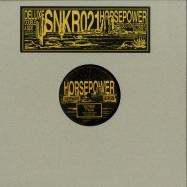 Front View : Horsepower Productions - Stranger / TP - Sneaker Social Club / SNKR021