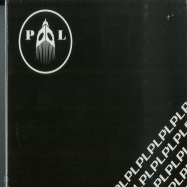 Front View : Paranoid London - PL (CD) - Paranoid London / PDONCD002