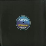 Front View : Wave Particle Singularity - AMYGDALA EP (VINYL ONLY) - Drehbar / DBR001