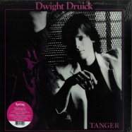 Front View : Dwight Druick - TANGER (LP) - Favorite Recordings / FVR158LP