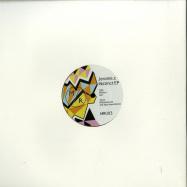 Front View : Jerome.C - INSTINCT EP (RAY MONO RMX) - Modula Records / MR003