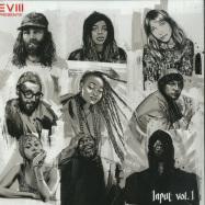 Front View : EVM128 - INPUT VOL.1 (2LP) - Studio Rockers / STUDRCDLP011