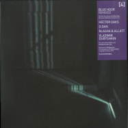 Front View : Various Artists - BLUE HOUR REMIXED 4 - Blue Hour / BLUEHOURMX004