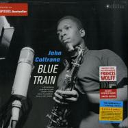 Front View : John Coltrane - BLUE TRAIN (180G LP) - Jazz Images / 1019346EL2