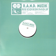 Front View : Mother Of Pearls - RM12007 - R.A.N.D. Muzik Recordings / RM12007