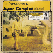 Front View : K. Frimpong & Super Complex Sounds - AHYEWA SPECIAL (LP) - Hot Casa / HC65