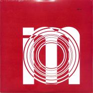 Front View : Jacky Giordano - JACKY GIORDANO ORGAN (LP) - Le Tres Groove Club / LTGC003