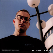 Front View : Alignment - NOTHINGNESS EP - KNTXT / KNTXT008