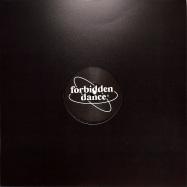 Front View : Alton Miller - HEADSPACE EP (180GR) - Forbidden Dance / FD-002