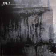 Front View : TMPLT - KUBTA (ANDRE KRONERT / HEX WOLVES RMX) - TMPLT / TMPLT002