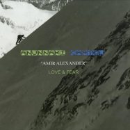 Front View : Amir Alexander - LOVE & FEAR! (2X12 INCH, B-STOCK) - Anunnaki Cartel / AC007