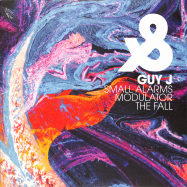 Front View : Guy J - SMALL ALARMS / MODULATOR / THE FALL (MARBLED WHITE VINYL) - LOST&FOUND / LF078